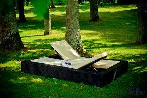 łóżka Ogrodowe Z Technorattanu Sklep Bello Giardino