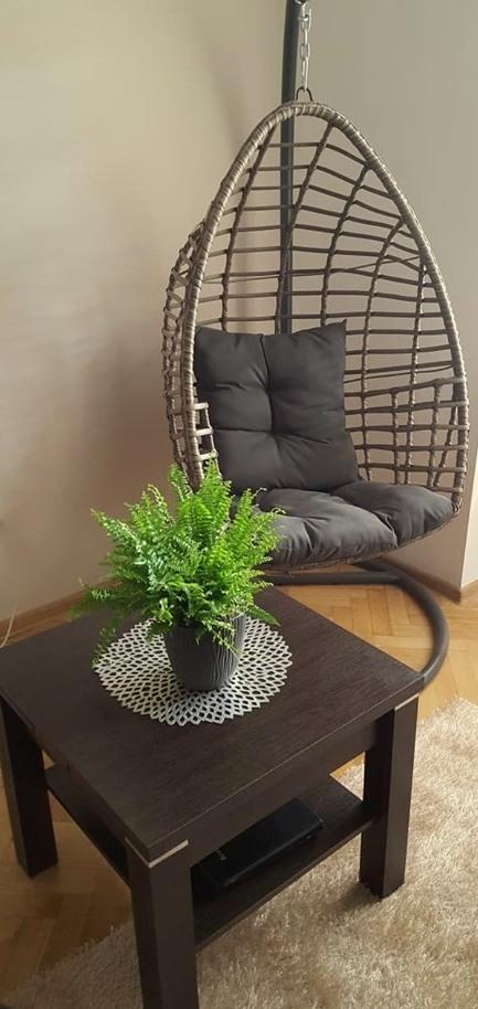 polürattanist mööbel meie klientidele